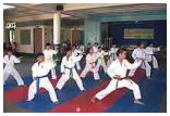 Keep fit karate